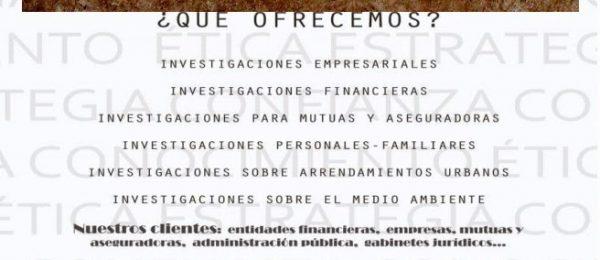 Anónimo detectives privados en Málaga